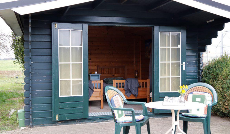 Hikers cabin De Houtendonck
