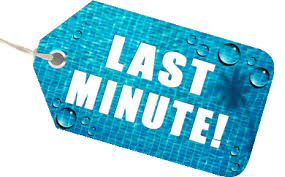 Last-minute deal!!!